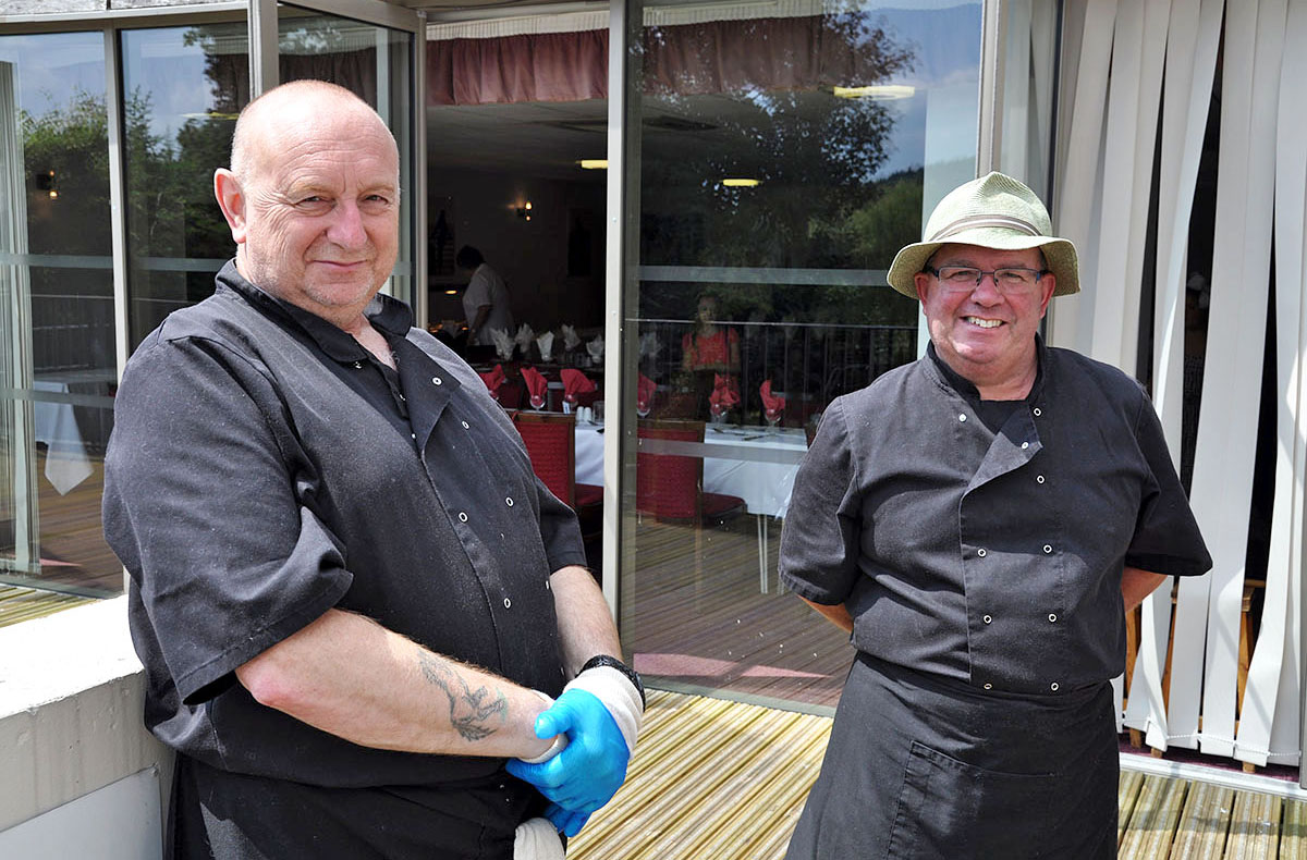 The Annual Hog Roast at Guildford Masonic Centre on Sunday 9th July 2017