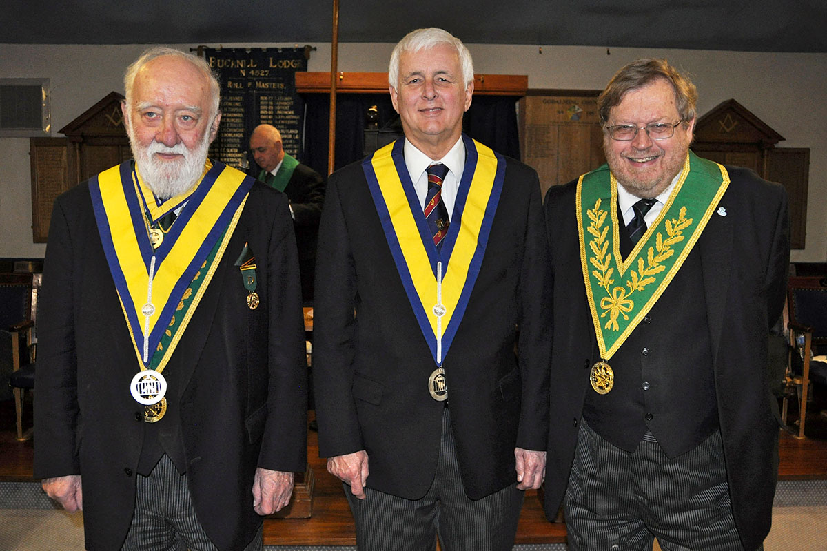 Godalming Council No. 185 - Installation Meeting 14th, January 2019